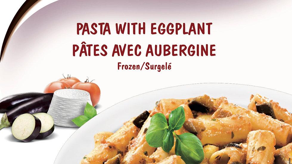 1. Pasta with Eggplant
