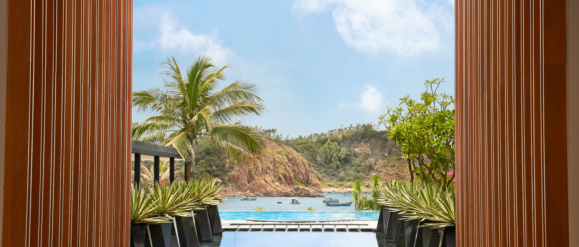 Avani Quy Nhon Resort & Spa Topo Design
