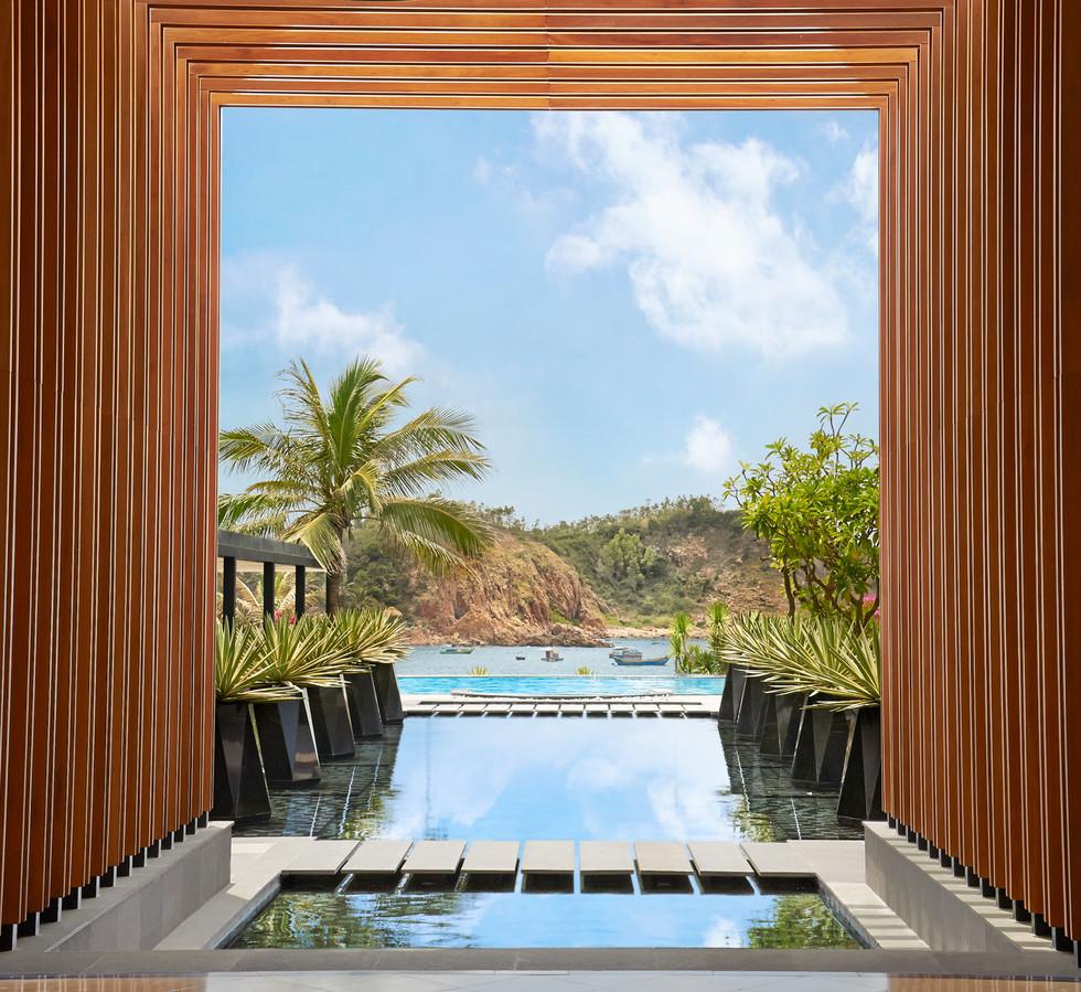 Avani Quy Nhon Resort & Spa Topo Design