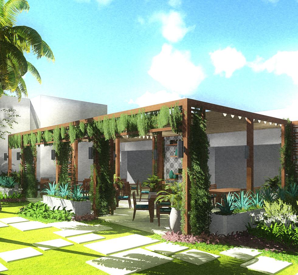 Outrigger Phuket - Topo Design Studio (2