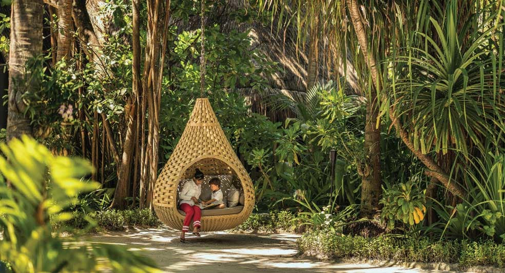 Anantara Kihavah Kids Club Topo Design S