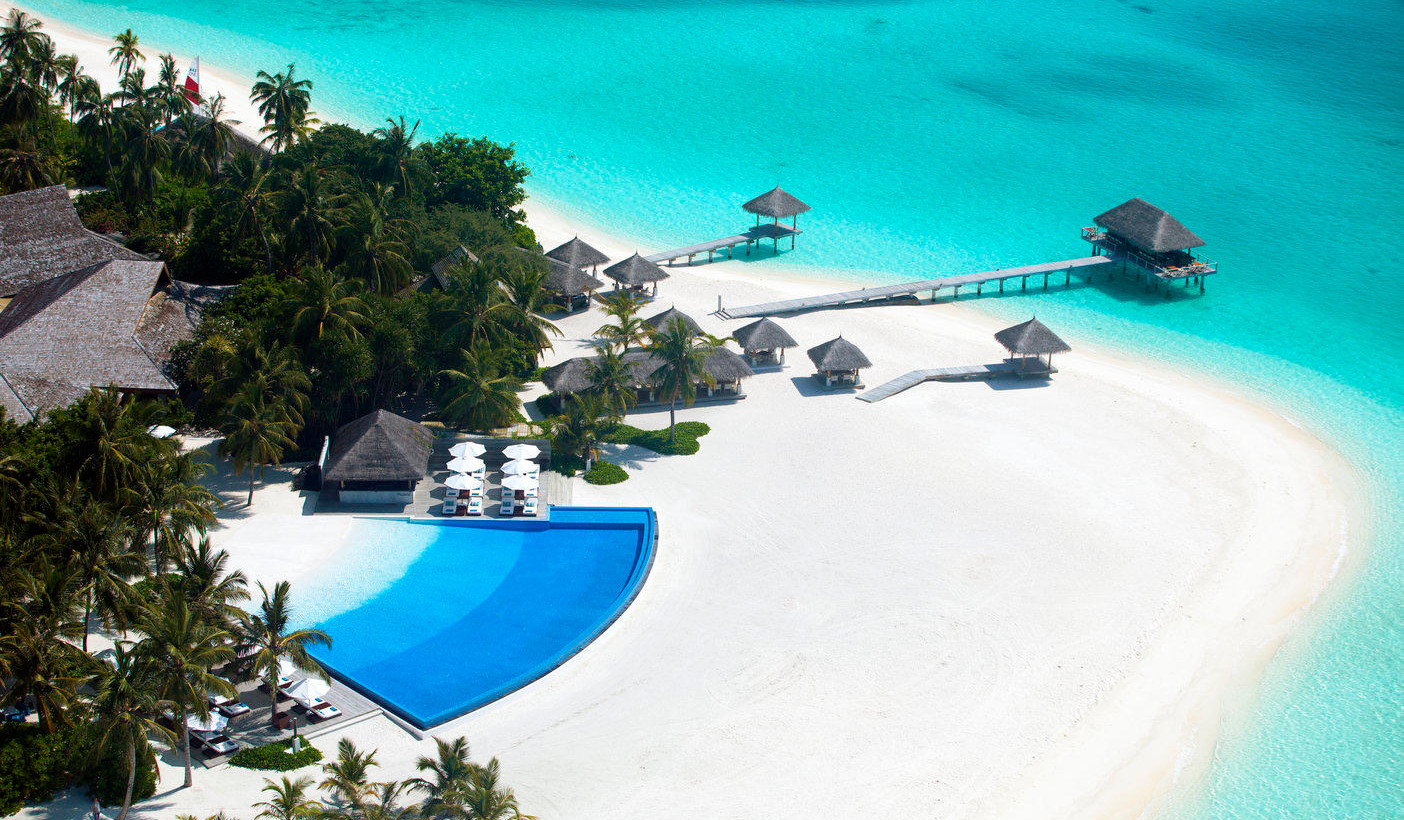 Velassaru Maldives - Topo Design Studio