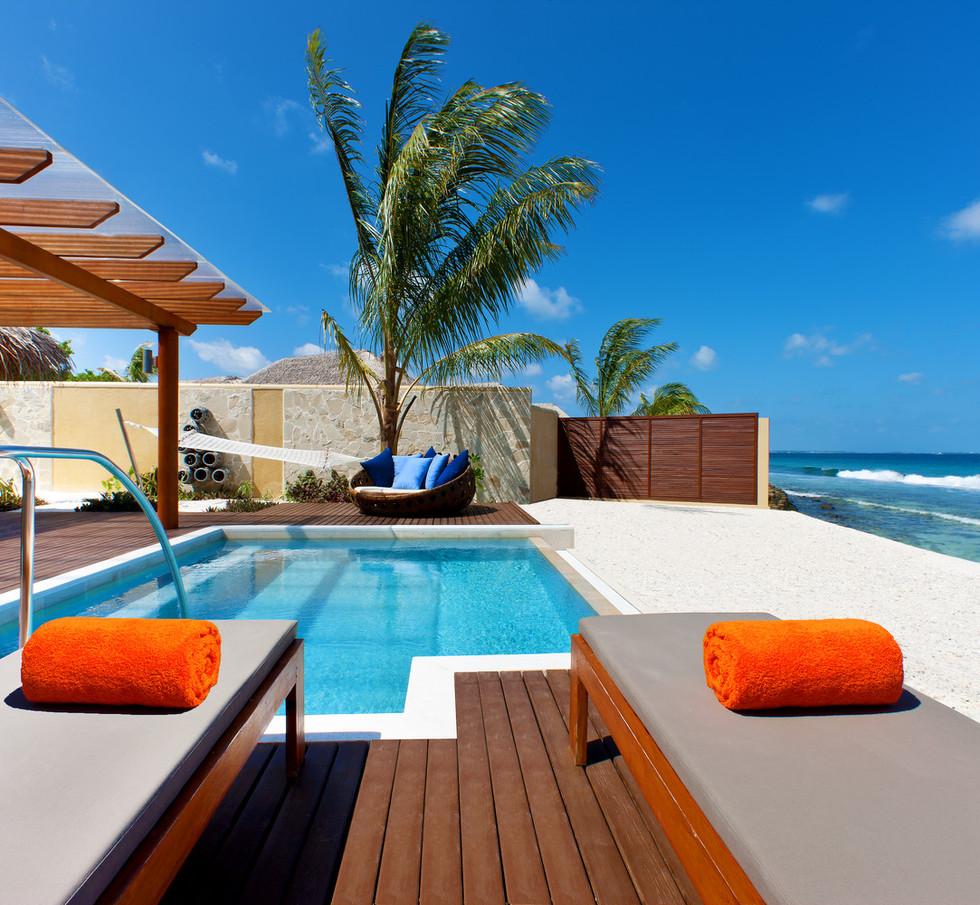 Sheraton Resort & Spa Topo Design Studio