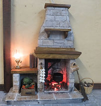 dollshouse fireplace