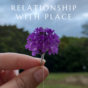 Relationship with place