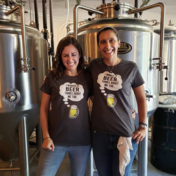 Our beer-tenders #ctbeer #ctbeertrail