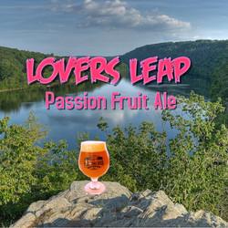 Lovers Leap Passion Fruit Ale