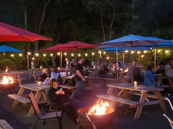 Fire pits are cranking! #ctbeer #ctbeert