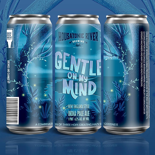 Gentle on my Mind - 24 Can Case