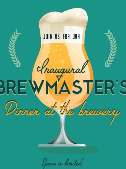 Brewmaster's Dinner