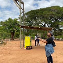 Solar Giraffe Project