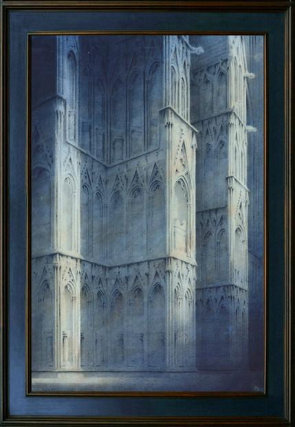 Moonlit Minster (York)