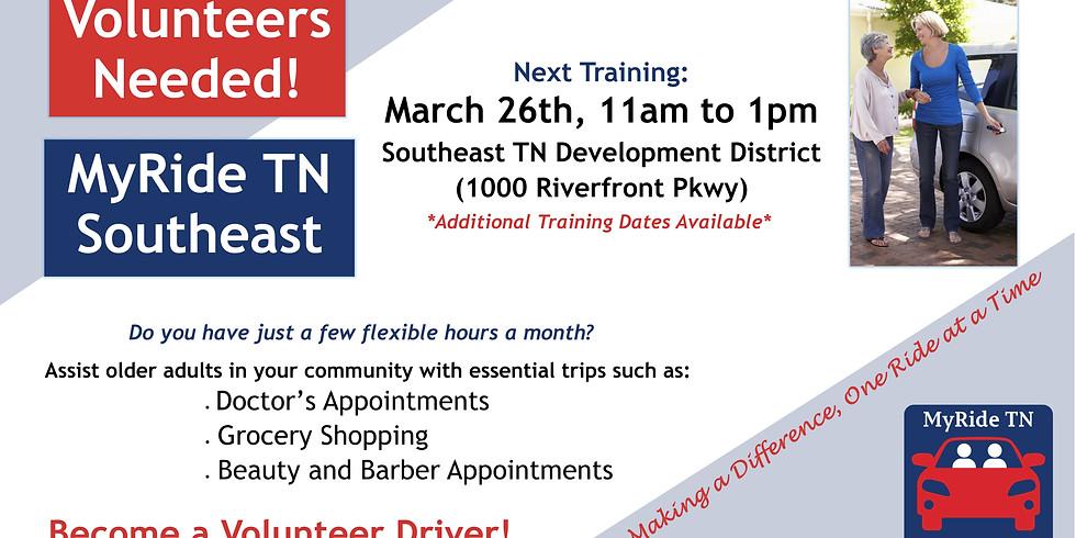 Volunteer Training - Hamilton County