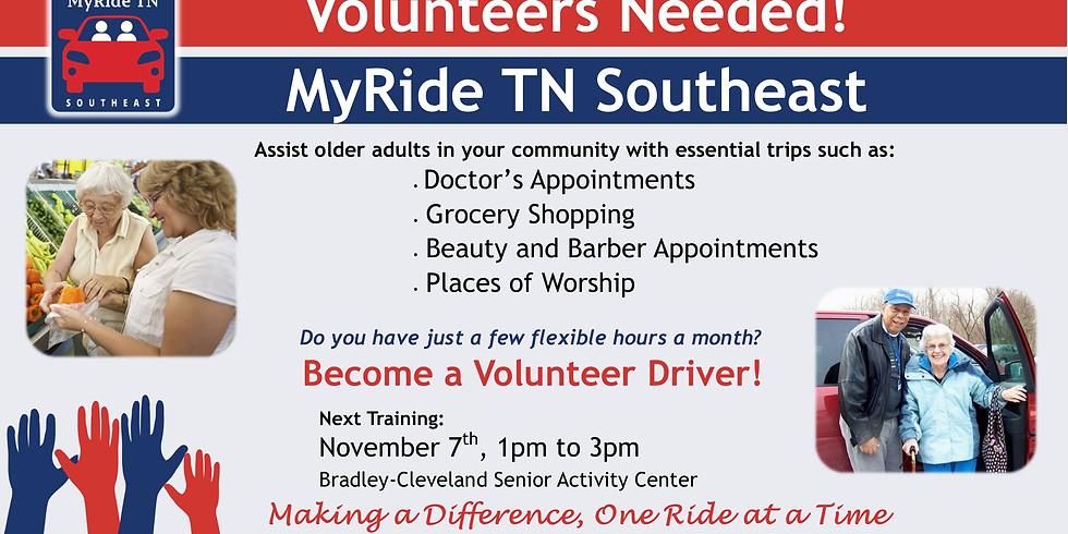 Volunteer Training - Bradley County (1)