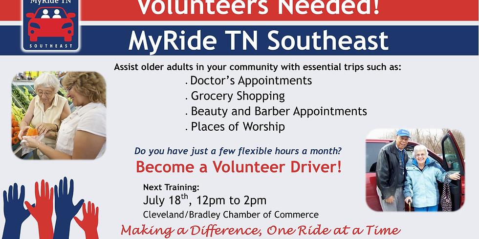 Volunteer Training - Bradley County