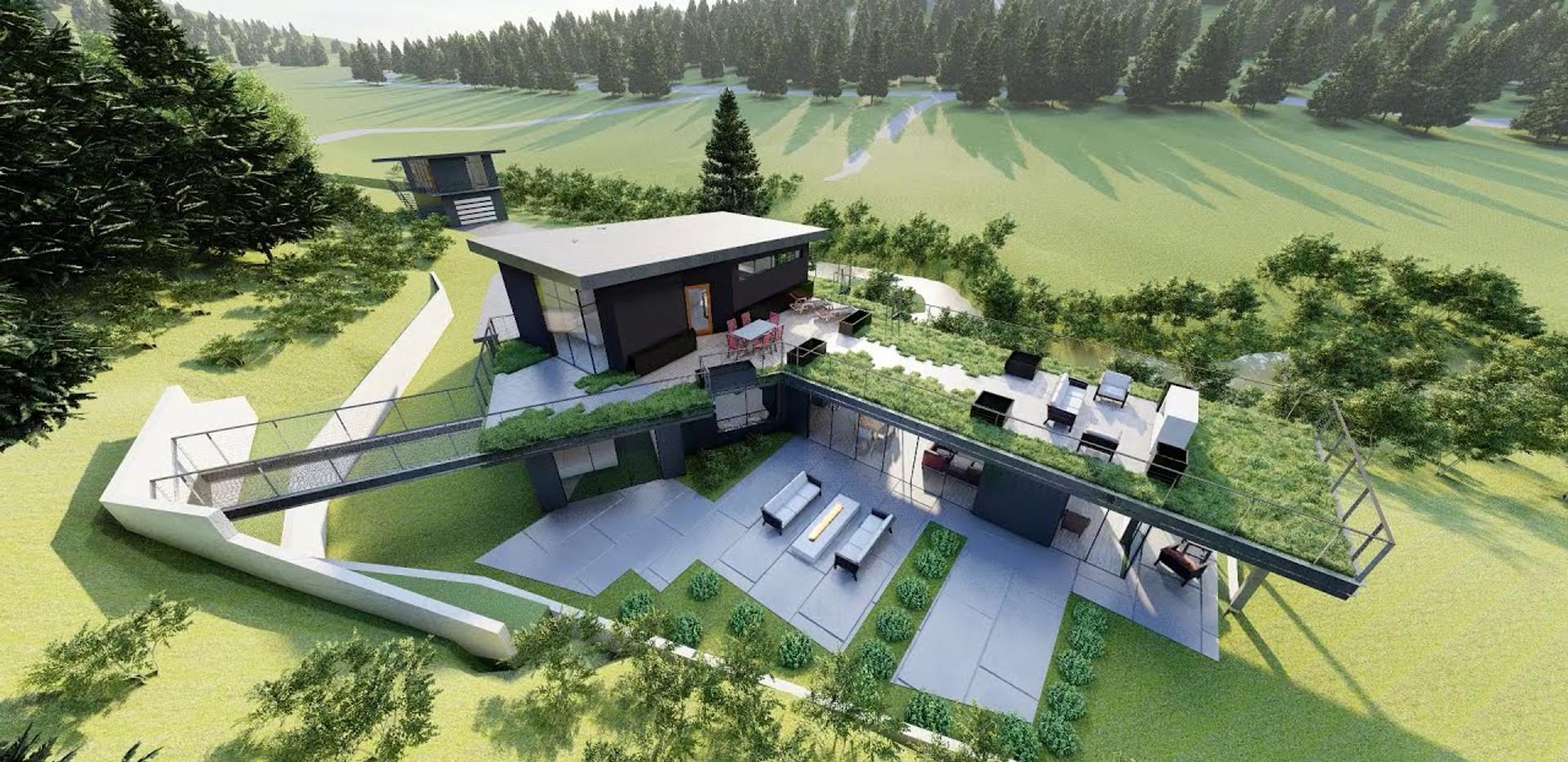 Creekside Terrace - Flythrough