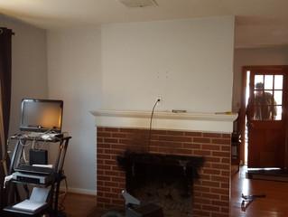 My Fireplace looks disgusting! Help Me!