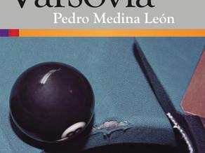 Nota literaria: Varsovia de Pedro Medina León