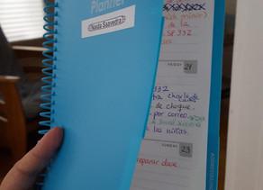 Vuelvo a la agenda de papel