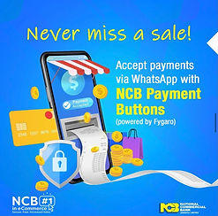 Boost Your Business with NCB Payment Buttons