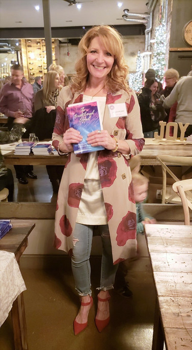 """Book signing for """"The Breakthrough Effect"""""""