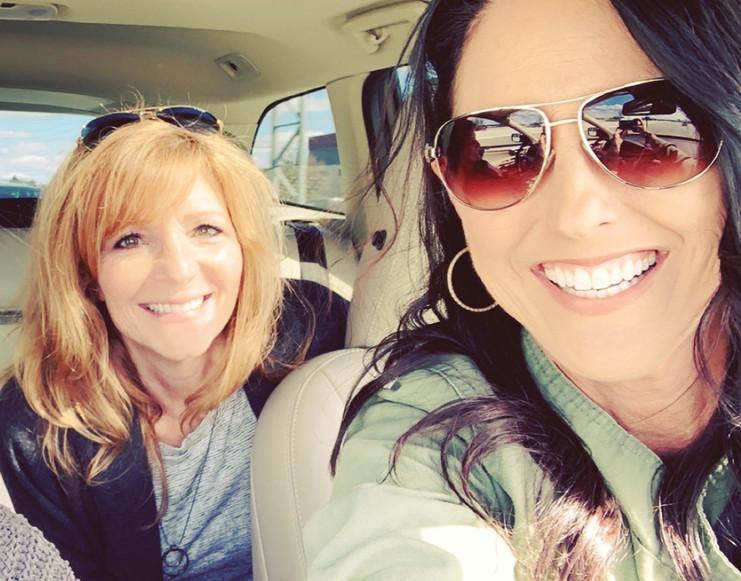 Jacqueline & Kimberly Krueger