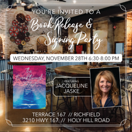 Book Release & Signing Party