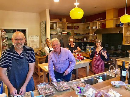 Senior Cohousing - Cooking Together