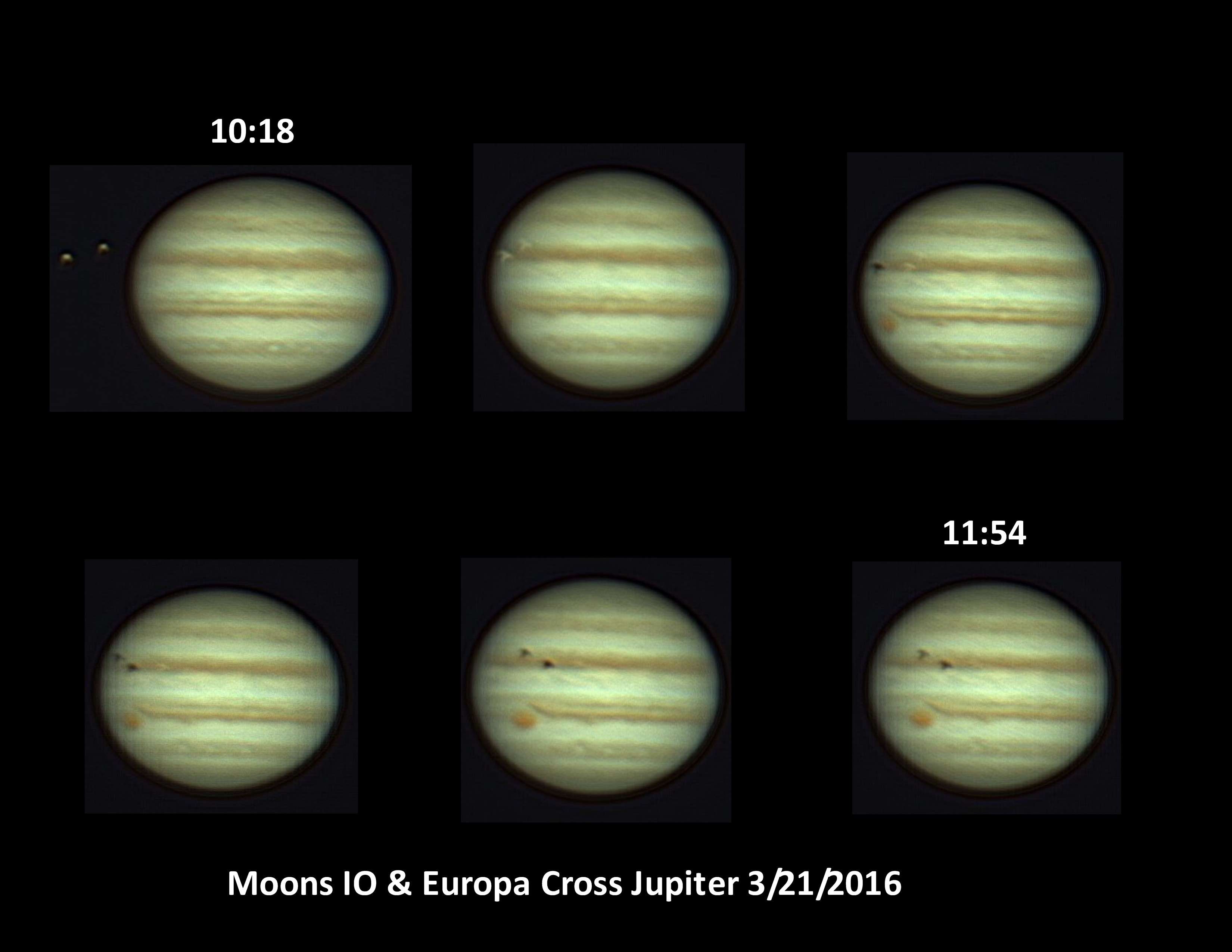 Jupiter IO-Europa2