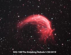 Sh2-188 HaOiii