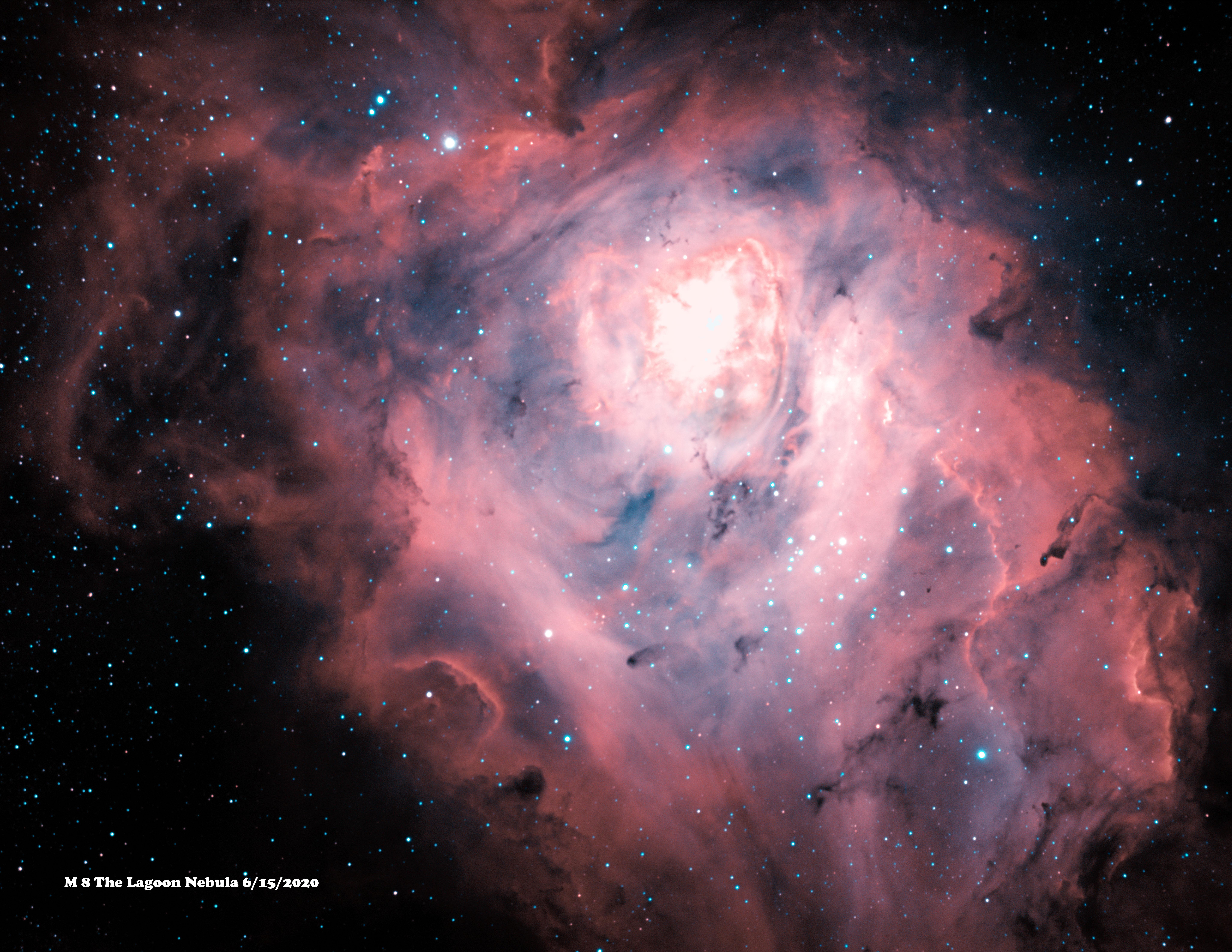 M8 HaOiii 6-15-2020