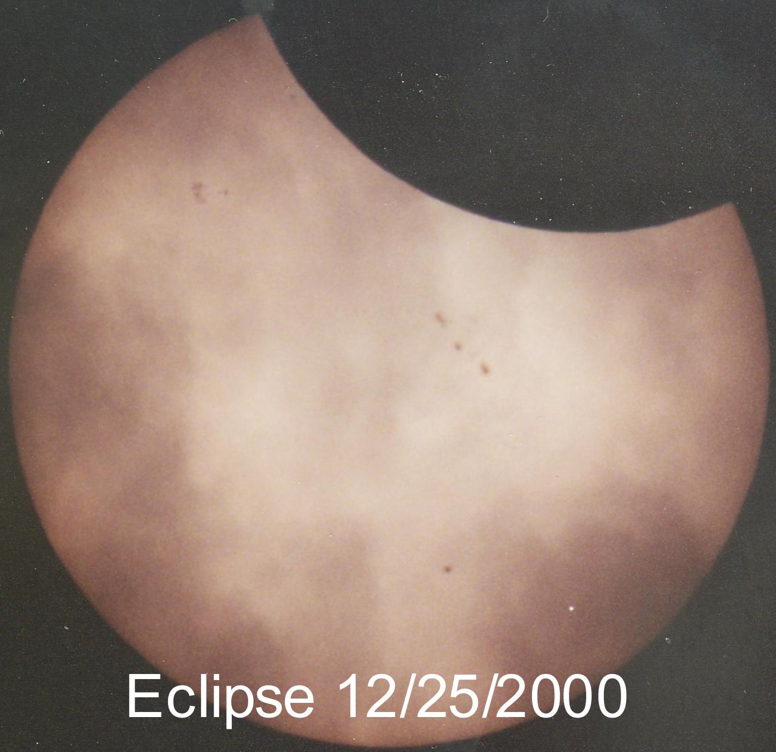 eclipse 12-25-2000