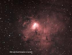 NGC 1491 HaOiii 2020