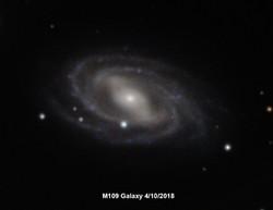 M109 -LRGB Astro