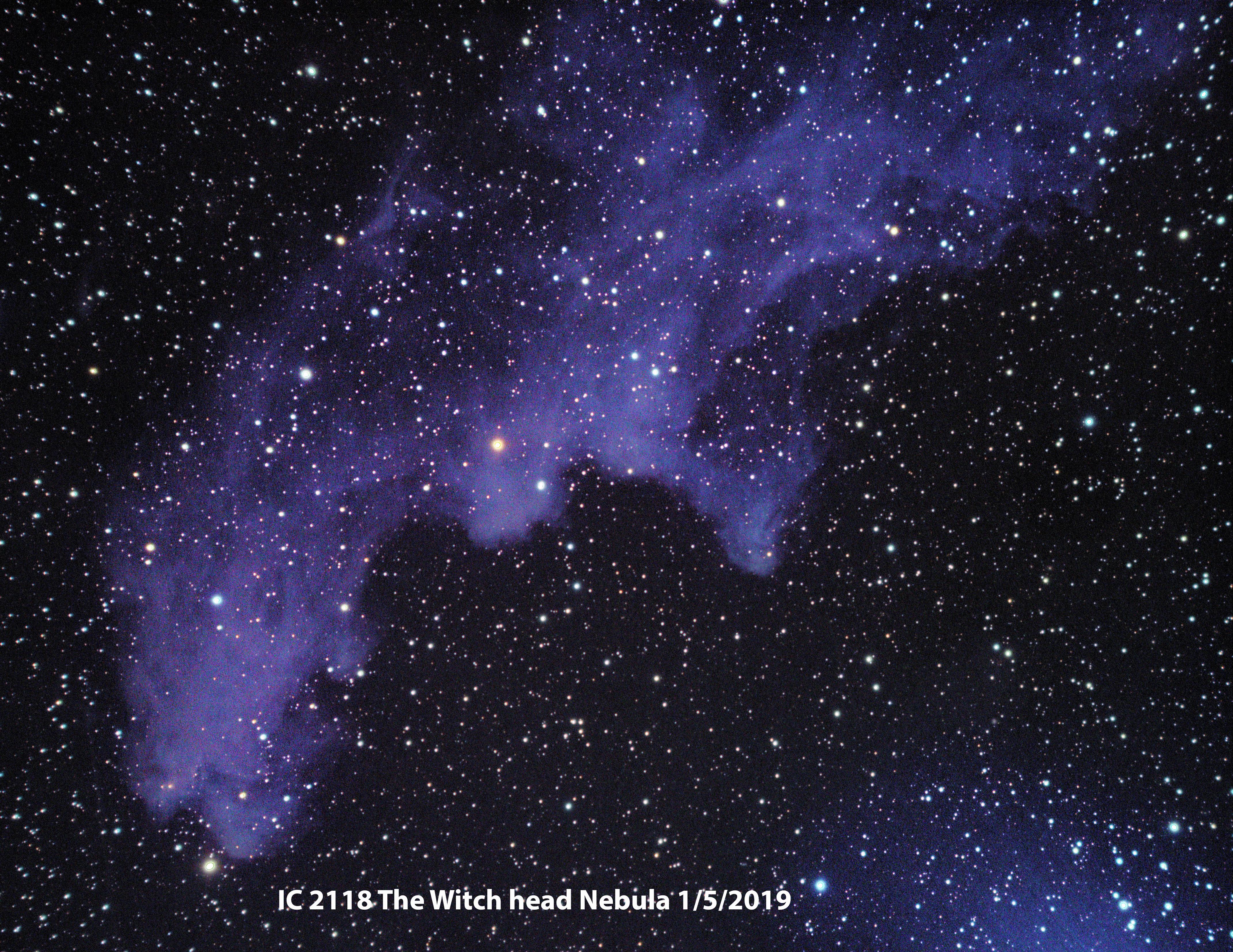 IC2118 LRGB