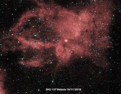 SH2157 Ha Oiiii2