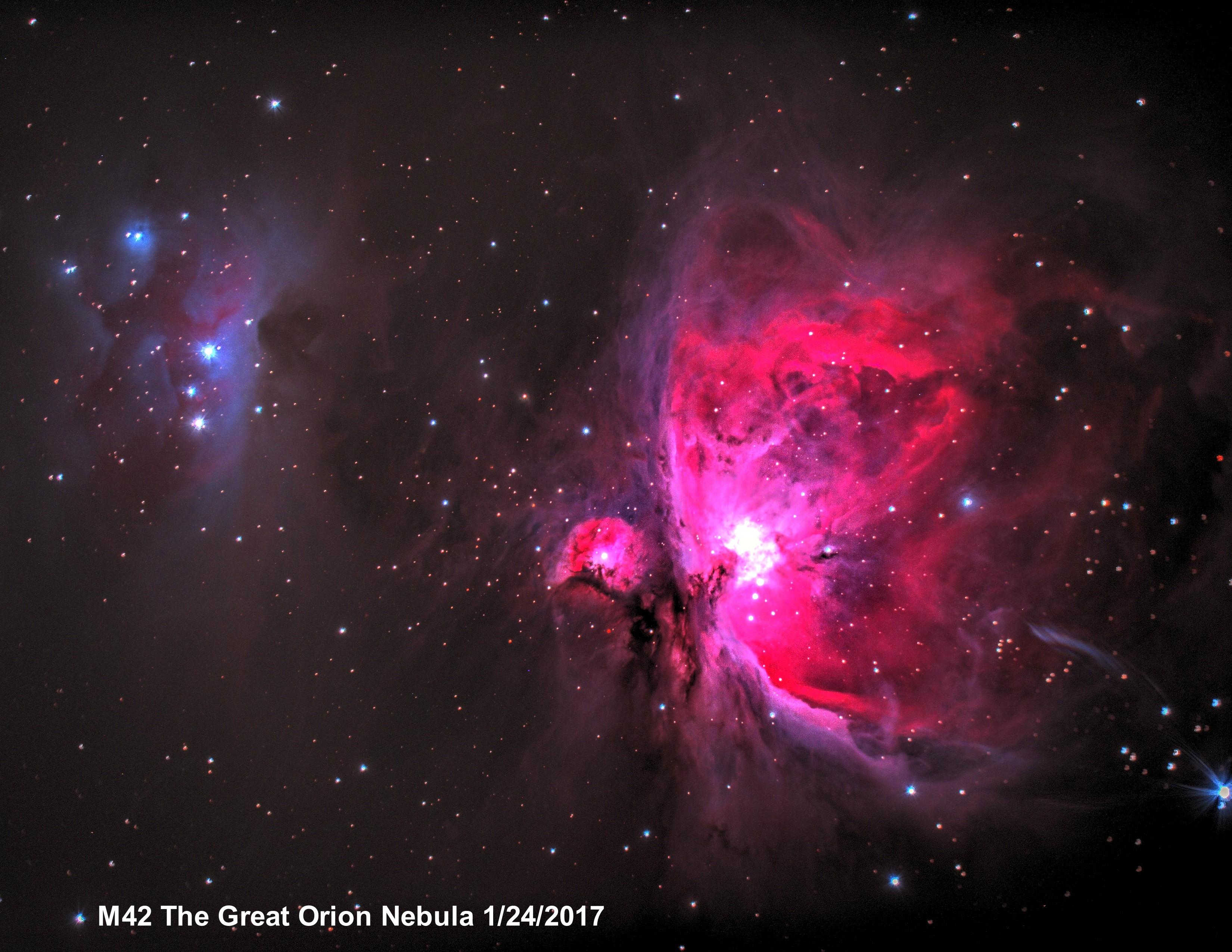 M42 Orion Jan-2017 8x11