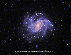 C12 NGC6946 Fireworks Galaxy Final