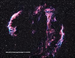 NGC 6974 HaOiii