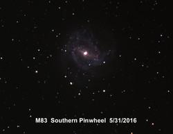 M83 5-31-2016