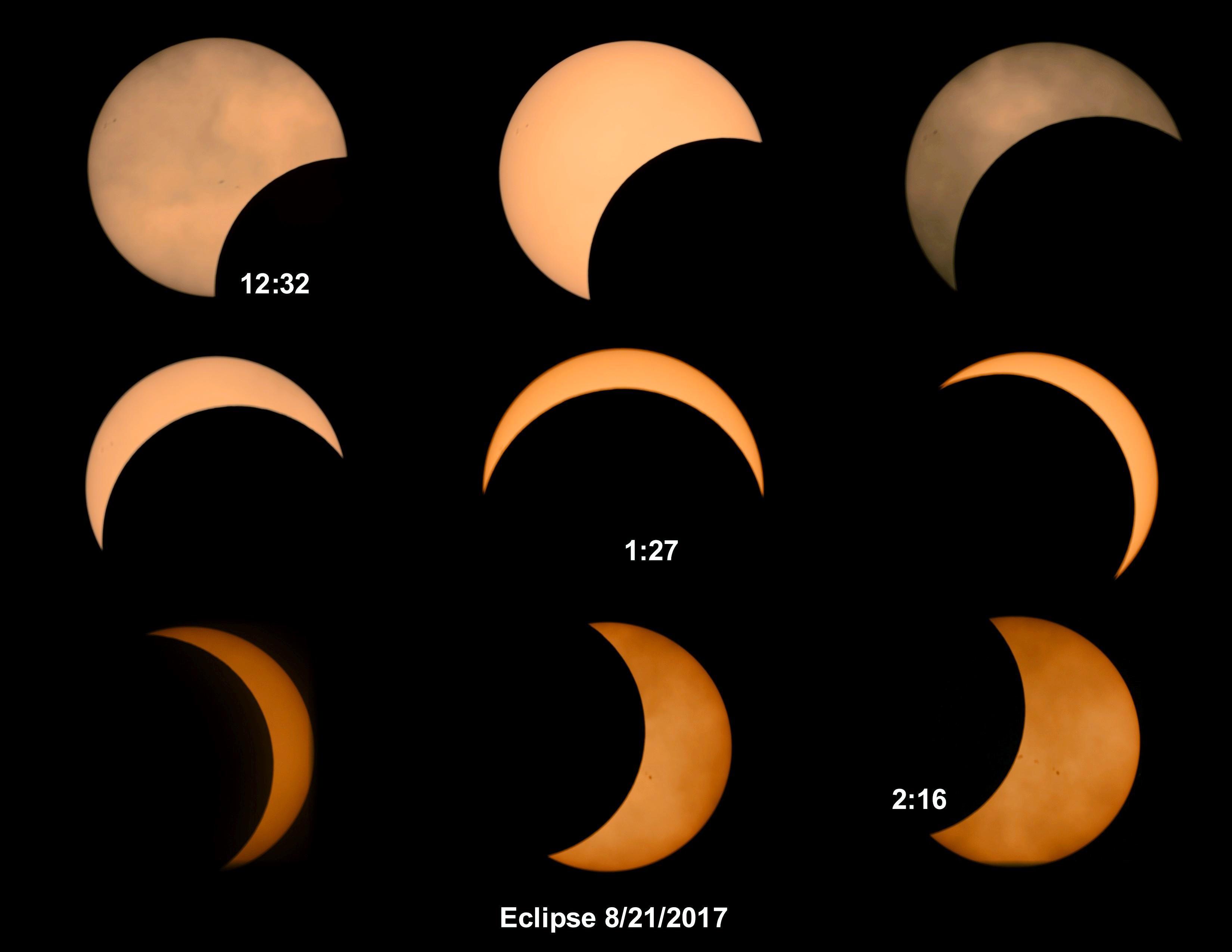 8x11 Eclipse 2017