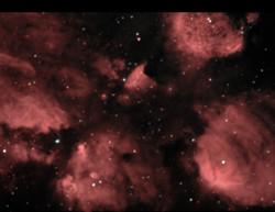 NGC 6334 Ha Oiii