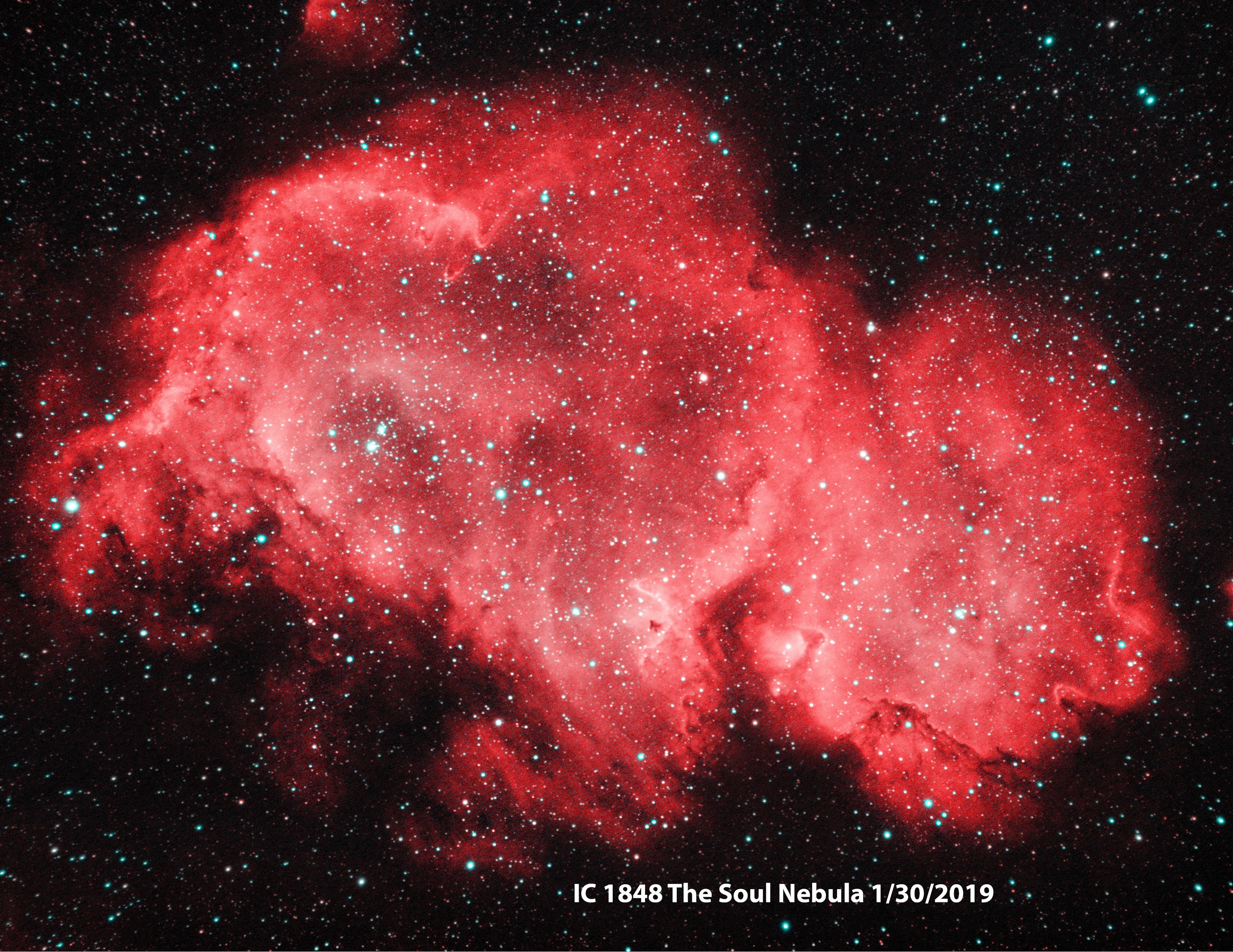 IC 1840 HaOiii