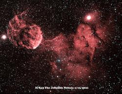 IC433 HaOiii 2021
