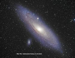 M31 LRGB 2020