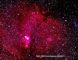 NGC 2264 Cone WF