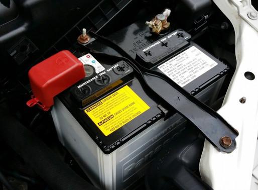 Quando devo trocar a bateria do carro?