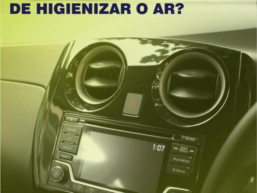 Qual a importância de higienizar o ar?