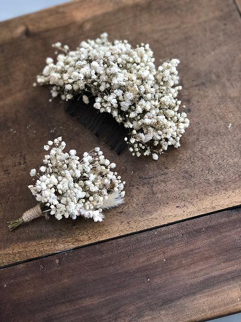 BabysBreath Yaka Çiçeği