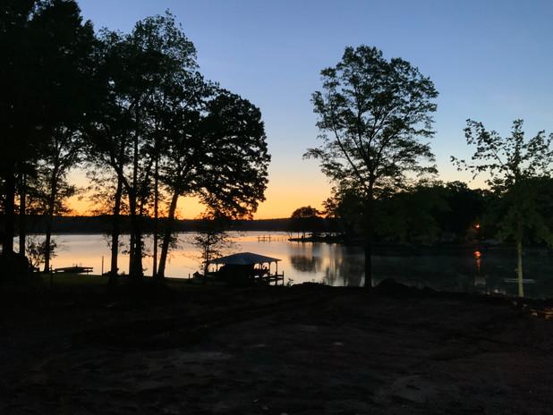 LAKE SINCLAIR HOME